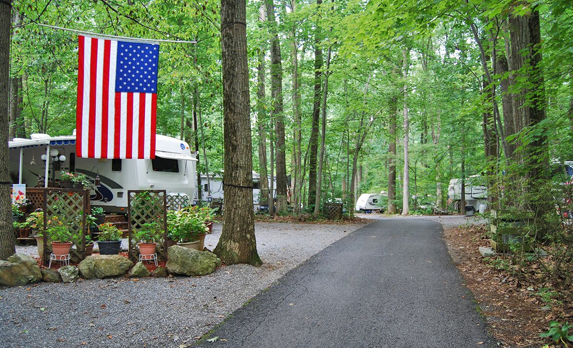 Ole Mink Farm Campsites