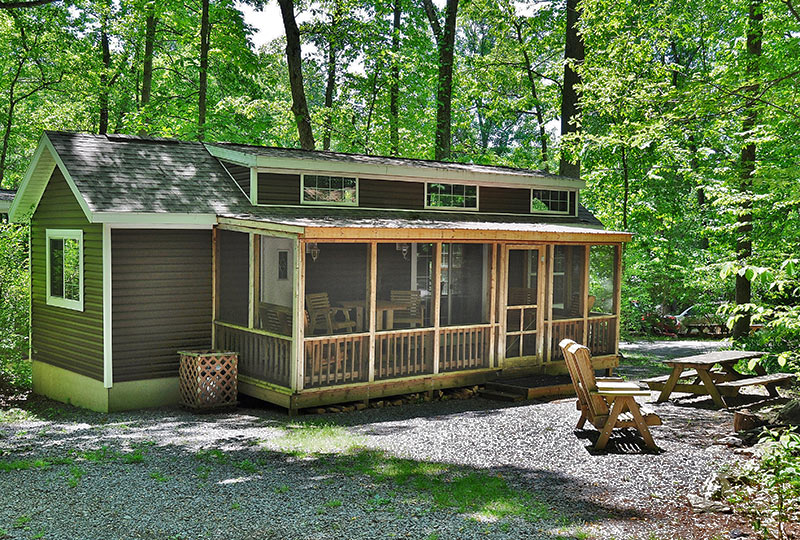 Hemlock Haven Pet-Friendly Luxury Log Cabin